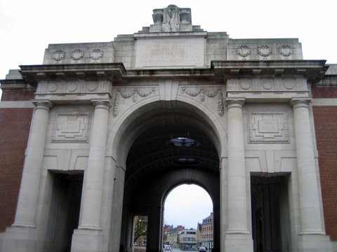War Graves Gate