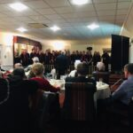 Star Singers raise the roof at Bangor Rotary
