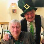 Bangor Rotarians celebrate St Patrick's Day