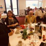 Christmas hooley at Bangor Rotary