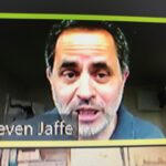 Steven Jaffe talks to Bangor Rotary on Holocaust Memorial Day