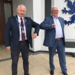 Stephen Connolly takes on Presidency at Bangor Rotary