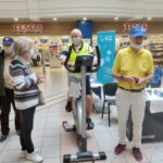Bangor Rotary Bike Ride collects £ 930 for Cancerfocus